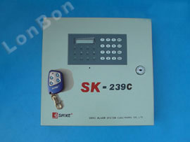 8-Zone Burglary Alarm Master Panel